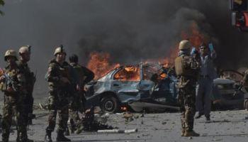 Kabul ,Kind,Bombe,Tote