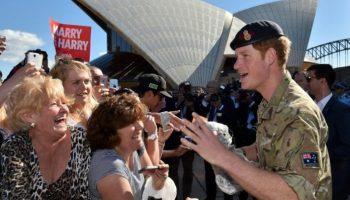 Prinz Harry,Meghan Markle,Australien, Steve Ciobo,News