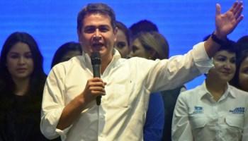 Juan Orlando Hernández,Wahlen,Politik,News,Honduras