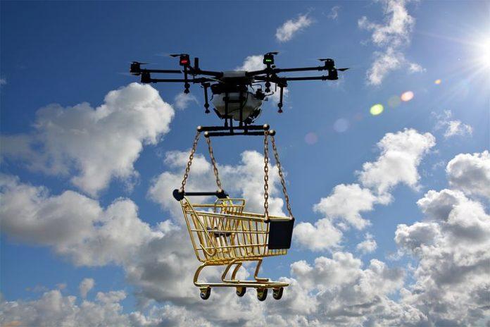Cyber Monday,Amazon, Handel,Verkauf