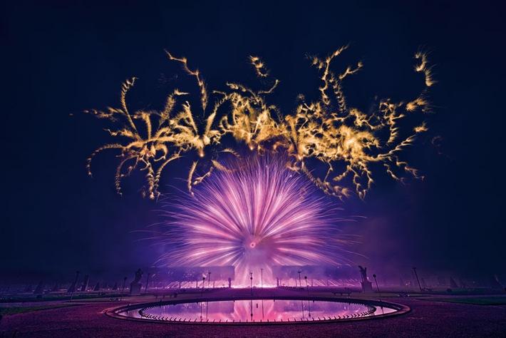 Wettbewerb, Bild, Freizeit, Internationaler ,Feuerwerkswettbewerb, Tourismus, Feuerwerk, Panorama, Auszeichnung, Tourismus / Urlaub, Hannover