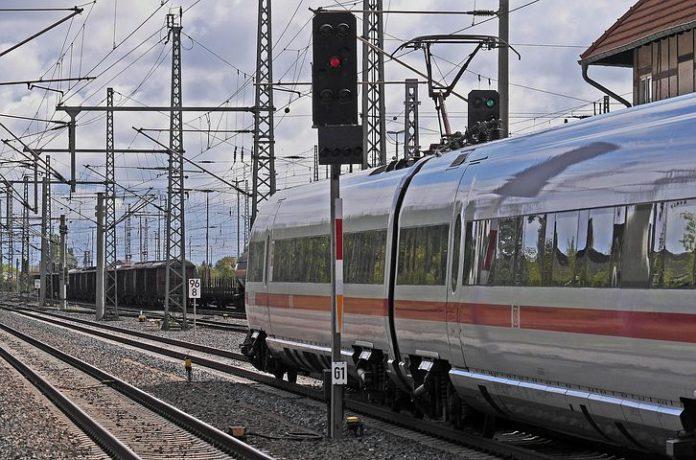 #ICE75 Basel Deutsche Bahn Hamburg ICE News Zürich