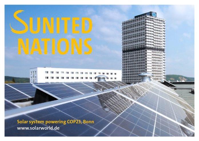 AlternativeEnergie, Bild, Umwelt, Solarstrom, Weltklimakonferenz, Klimaschutz, Politik, Wirtschaft, Bonn