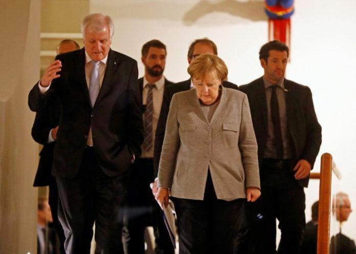 #Parteitag,Nürnberg,CSU,CDU,Angela Merke,News,Politik