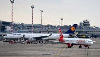 #Lufthansa,#AirBerlin, Berlin, Luftverkehr,Deutschland,Düsseldorf,LG Walter,