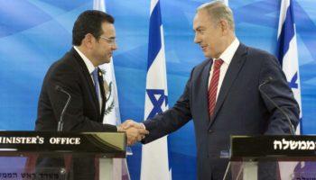 Guatemala,News,Politik,Israel,Jerusalem,Donald Trump,