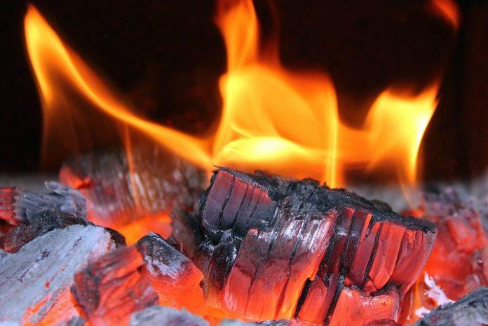 Bad Kleinen,Kamin ,Nordwestmecklenburg ,News,Ethanol ,Feuer
