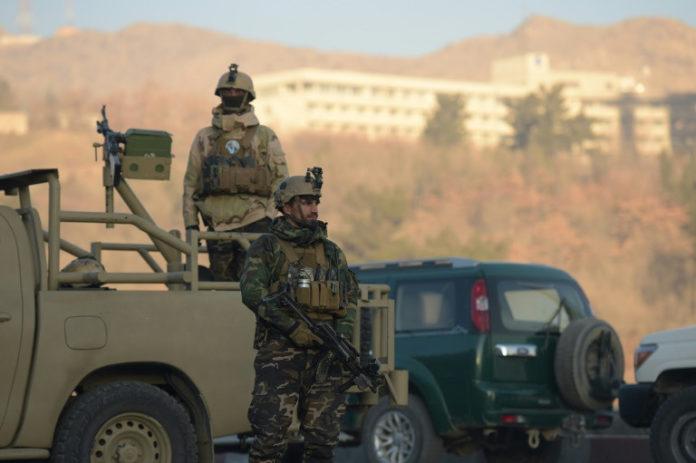 Kabul,News,Intercontinental Hotel,People