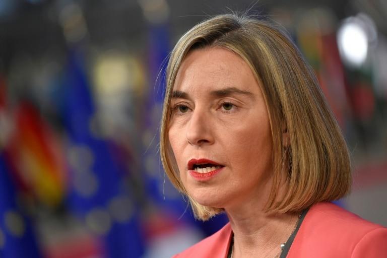 Federica Mogherini,Politik,Iran,News