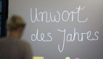 #Umwort,#Unwort2017,Darmstadt ,News