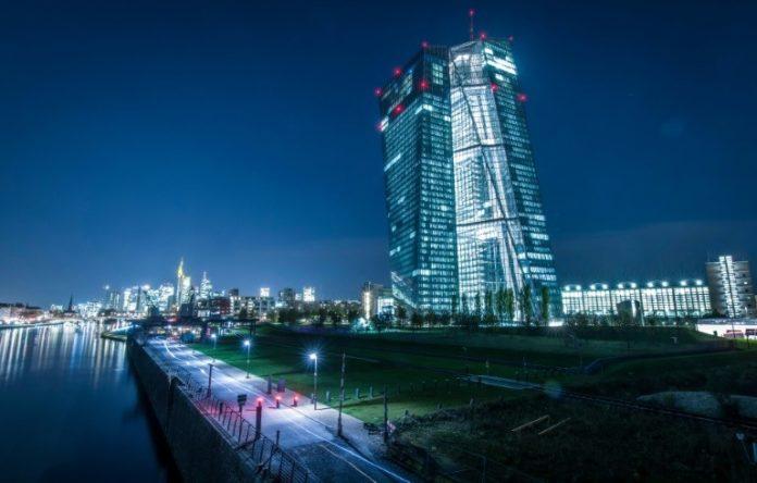 Europäischen Zentralbank.Finanzen,EZB,Frankfurt ,News,Mario Draghi