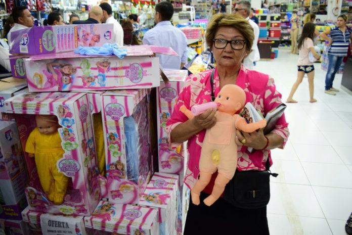 Puppe,Paraguay,News,Spielzeug,Ciudad del Este