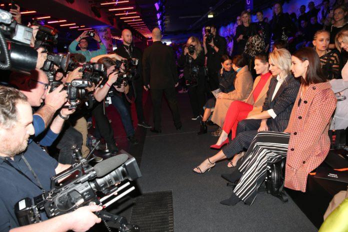 Yvonne Catterfeld,Berlin,Celebrities,Marc Cain ,Fashion Show Berlin,Mode,Fashion