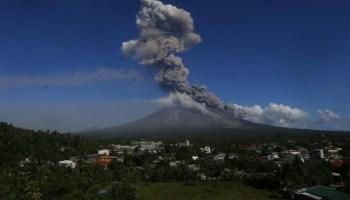 News,Manila , Vulkan,Südostasien