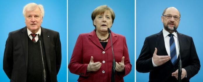 Berlin,Politik,SPD,Union,Michael Grosse-Brömer,CDU/CSU,Migration,Bundestag, Angela Merkel, Horst Seehofer ,Martin Schulz