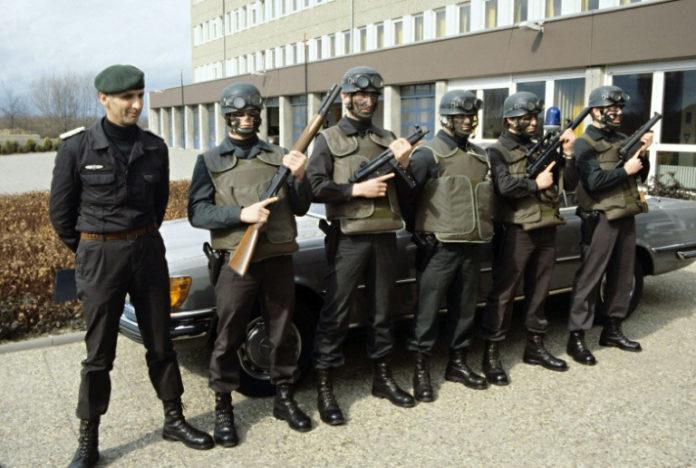 GSG 9,Berlin,News,Anti-Terror,Jerome Fuchs