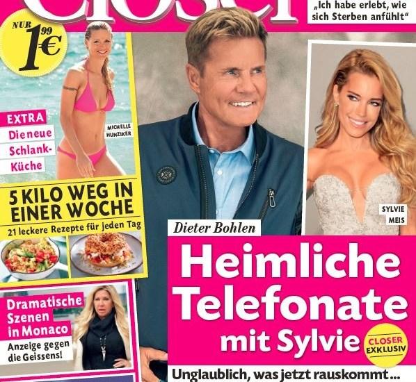 Unterhaltung, Dieter Bohlen, Fernsehen, Bild, Sylvie Meis, Closer, Medien, #DSDS, Medien / Kultur, Celebrities, Hamburg,People,News
