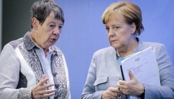 Brüssel, Angela Merkel,Stickoxid,Politik,News,Grünen,Deutschland, Barbara Hendricks,Rechtspruch