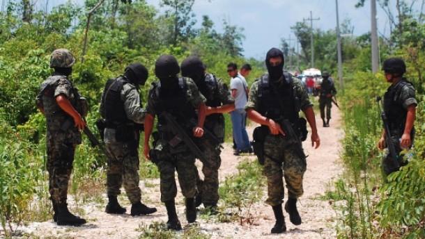 Nachrichten, Panorama, Kriminalität, Mexiko, Drogenkrieg, Bundesstaat Veracruz ,News