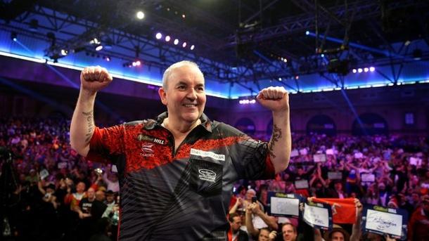 Sport, Dart, WM, Großbritannien, News,Sport,Phil Taylor