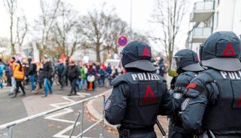 Berlin,Polizei,Oliver Malchow,G20-Gipfe,Hamburg,News,Politik,Rainer Wendt,Flüchtlinge