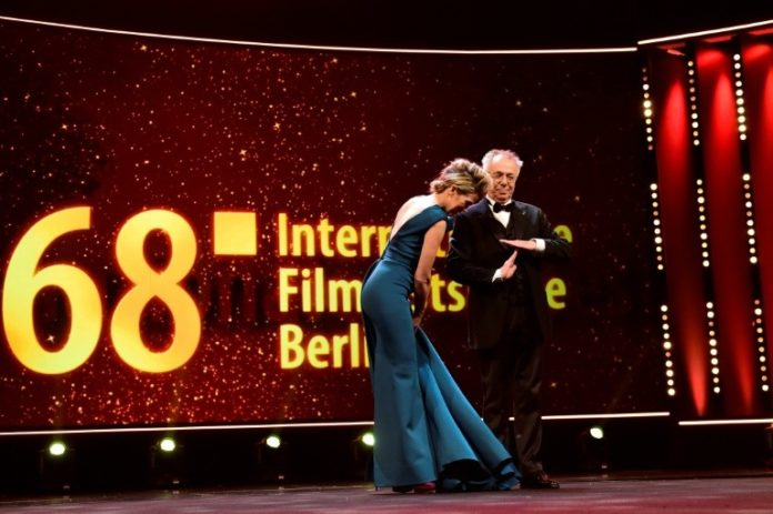 68. Berlinale,Berlin,#VisitBerlin,#Berlinale,Unterhaltung,Film,Bild,News