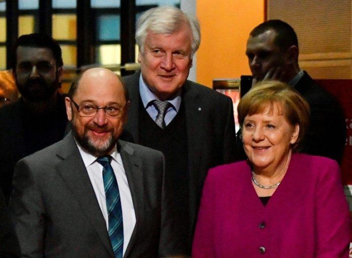 Partei,Politik,News,Wohnungspolitik, Michael Grosse-Brömer,Angela Merkel,Horst Seehofer,Martin Schulz