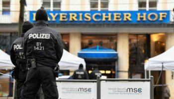 Politik,News,München,Sicherheitskonferenz,,Sigmar Gabriel ,Theresa May,McMaster