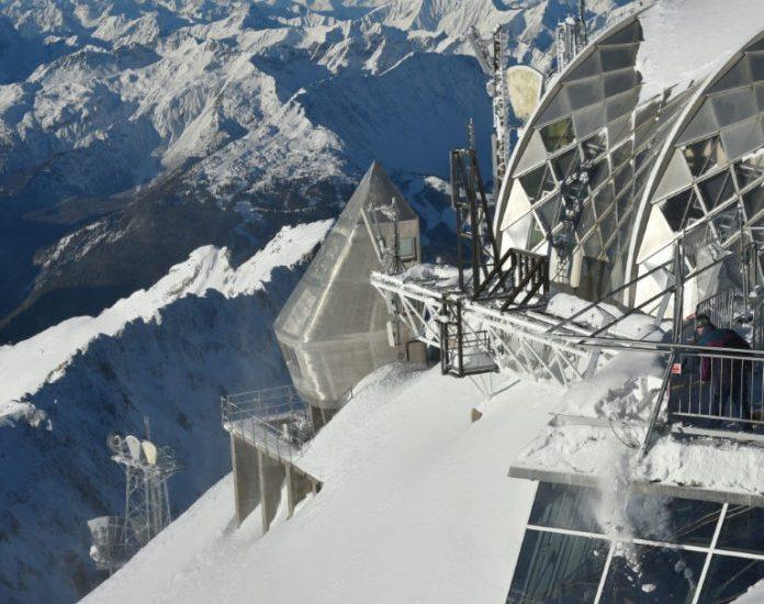 Zugspitze,Garmisch Partenkirchen,Winter,Kälte,News,Wetter