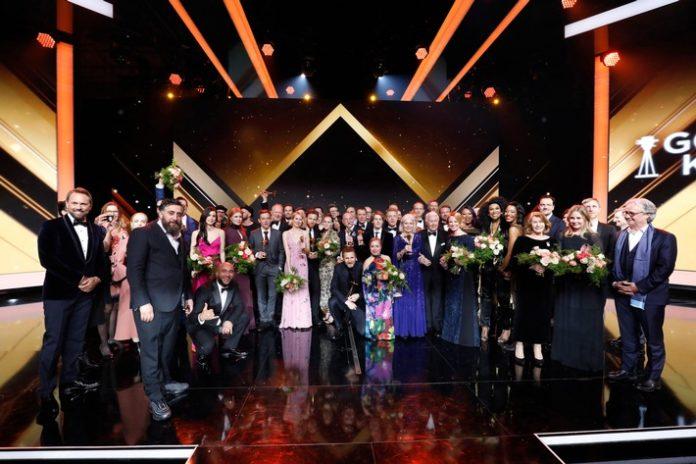 Medien, Celebrities, People, Film, Unterhaltung, Musik, Medien / Kultur, GOLDENE KAMERA, Auszeichnung, Bild, #GOKA, Fernsehen, Kultur, Hamburg / Essen