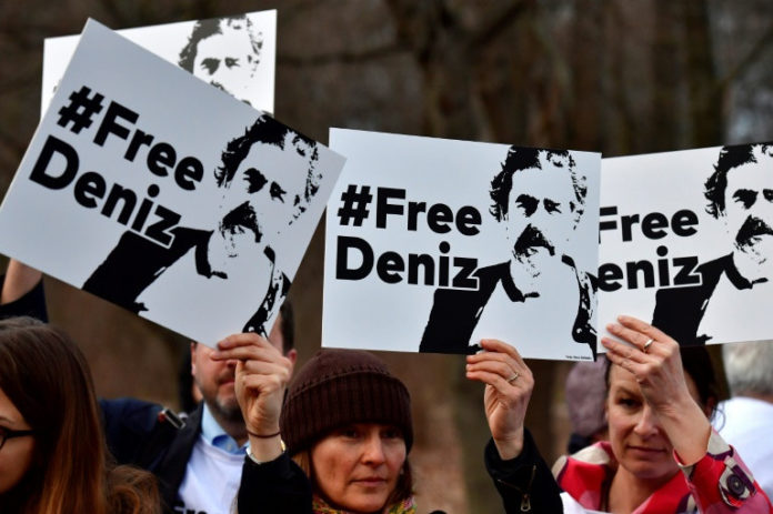 Deniz Yücel,Türkei,Berlin,News,Politik,