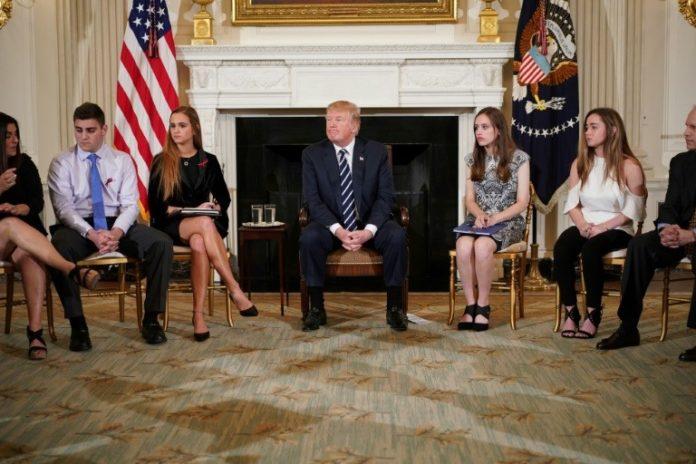 -Präsident,Donald Trump ,Politik,News,Waffenrecht, Weißen Haus