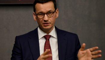 Mateusz Morawiecki ,Jean-Claude Juncker ,Brüssel,News,Politik,Polen ,EU