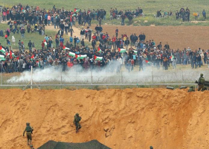 Gazastreifen,News,Ausland, Chan Junis, Israel
