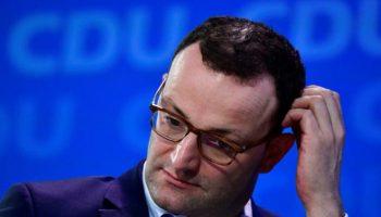 Jens Spahn ,CDU,Politik,News,Sahra Wagenknecht