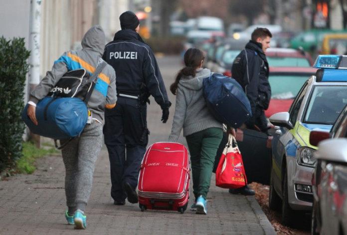 Deutschland, News,Migranten,Berlin,Asylbewerber