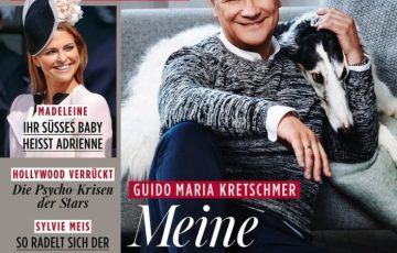 Panorama, Bild, Lifestyle, Celebrities, Brauchtum, Guido Maria Kretschmer, Shopping Queen, People, Hamburg