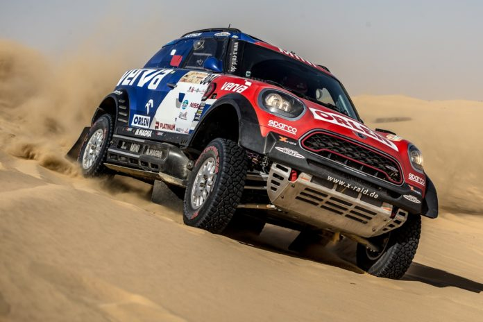 Abu Dhabi Desert Challenge 2018,FIA Cross Country Rally ,Jakub 'Kuba' Przygonski,Sport,News,World Cup,MINI,