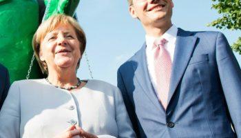 Christian Hirte,Angela Merkel ,CDU,Politik,News,Ostbeauftragter