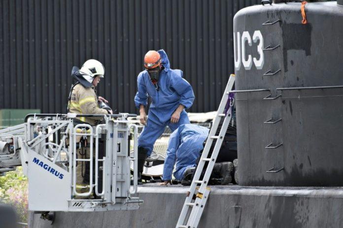 Kopenhagen, Peter Madsen,Nachrichten,Rechtsprechung,U-Boot-Bauer