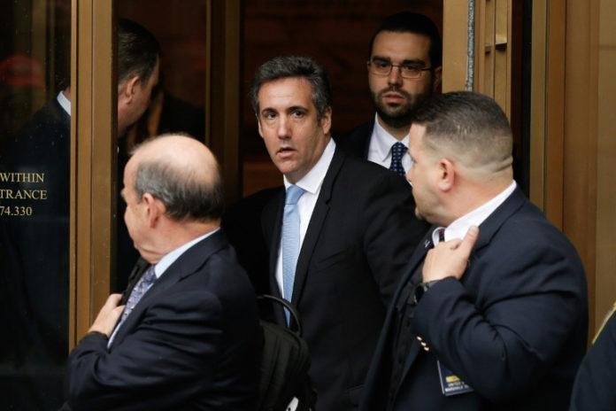 Anwalt Cohen,Präsident ,Donald Trump,Michael Cohen,Rechtsprechung,Manhattan