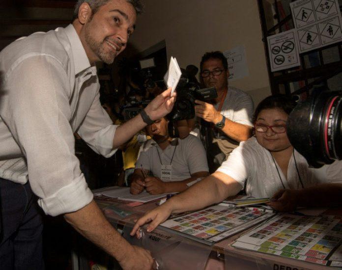 Paraguay,Mario Abdo Benítez,Jaime Bestard,,Nachrichten,Colorado,Wahlen
