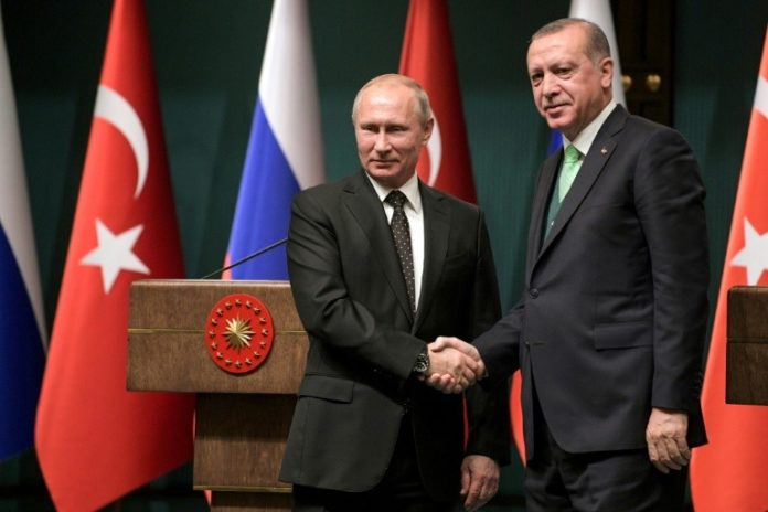 Ankara,Syrien,Wladimir Putin,Recep Tayyip , Russland,News,Politik