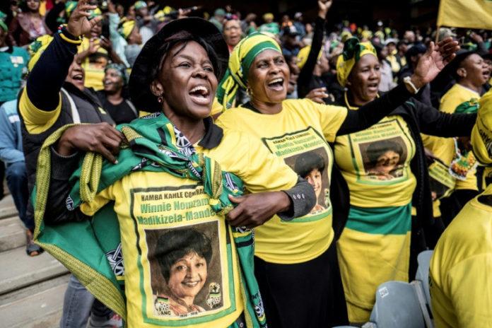 Südafrika ,Winnie Mandela , Cyril Ramaphosa,Nachrichten