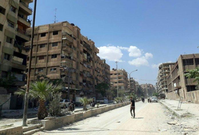 Ost-Ghuta,Syrien,Ausland,Nachrichten, Damaskus