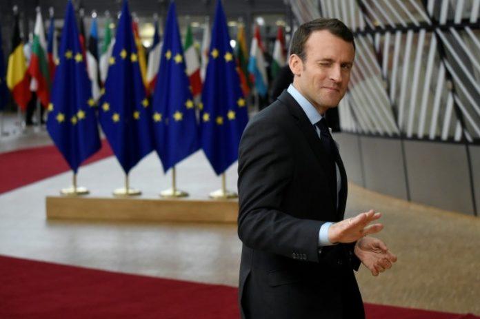 Marsch für Europa, Außenpolitik,Ausland,Präsident, Emmanuel Macron,Nachrichten
