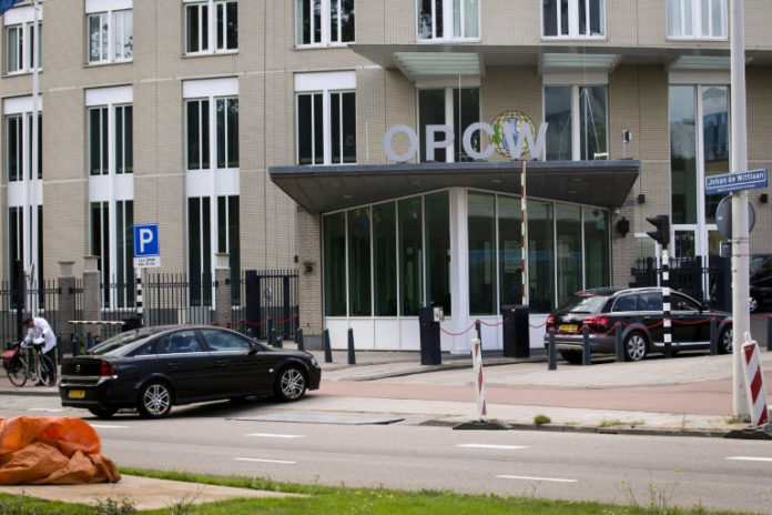 OPCW,Den Haag,News,Politik,Giftanschlag,Sergej Skripal ,Großbritannien.