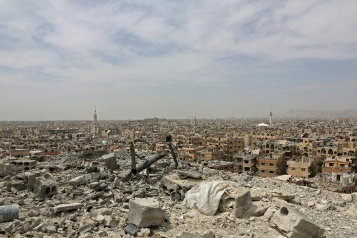 Syrischer UN-Botschafter,Duna,OPCW,Nachrichten,Baschar Dschaafari ,New York