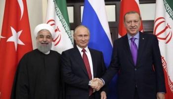 Syrien,Türkei ,Russland,Iran,Politik,Außenpolitik,Ausland