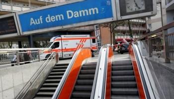 Duisburg,U-Bahn,Verkehr,News,Auf dem Damm